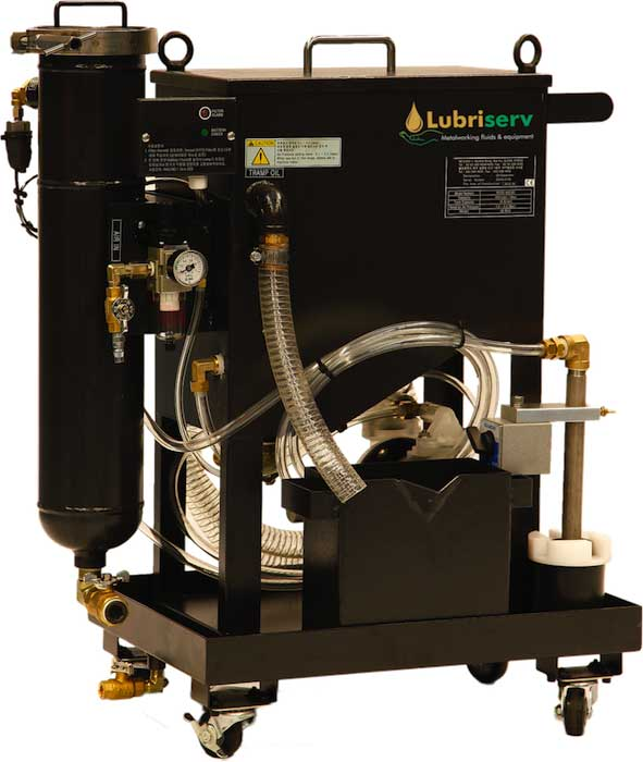 Coolant Recycling And Management Equipment